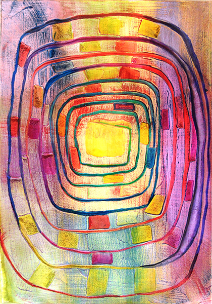 Spiralen en labyrinten